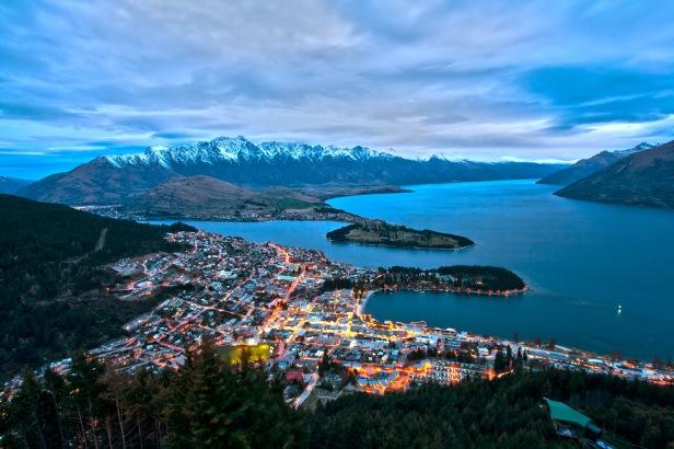 Queenstown - Nova Zelândia_ divulgação World Study